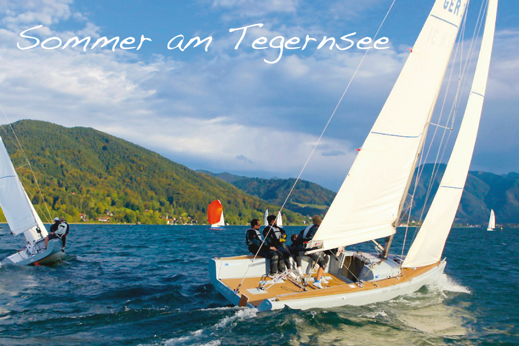 Sommer am Tegernsee_12x8